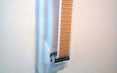 Como cambiar la cinta de la persiana